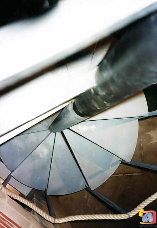 Visualizando imágenes del artículo: Barandillas/escaleras hierro-forja Nº16