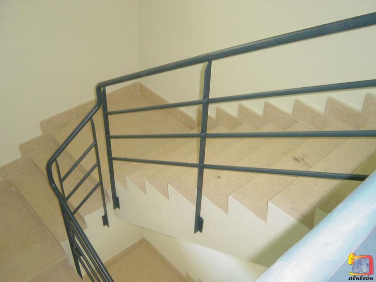 Visualizando imágenes del artículo: Barandillas/escaleras hierro-forja Nº22