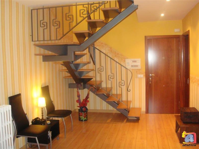 Visualizando imágenes del artículo: Barandillas/escaleras hierro-forja Nº27