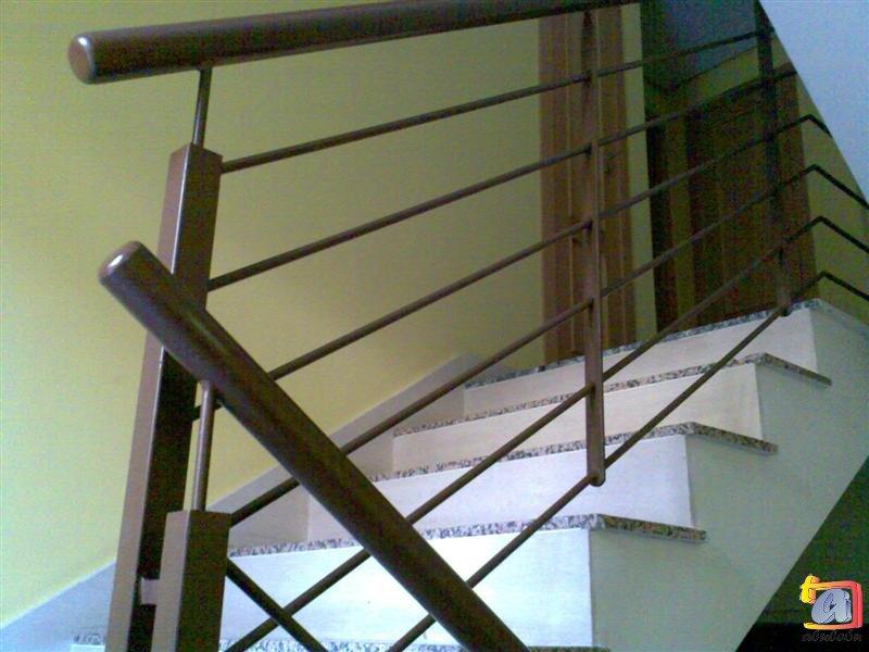 Visualizando imágenes del artículo: Barandillas/escaleras hierro-forja Nº31