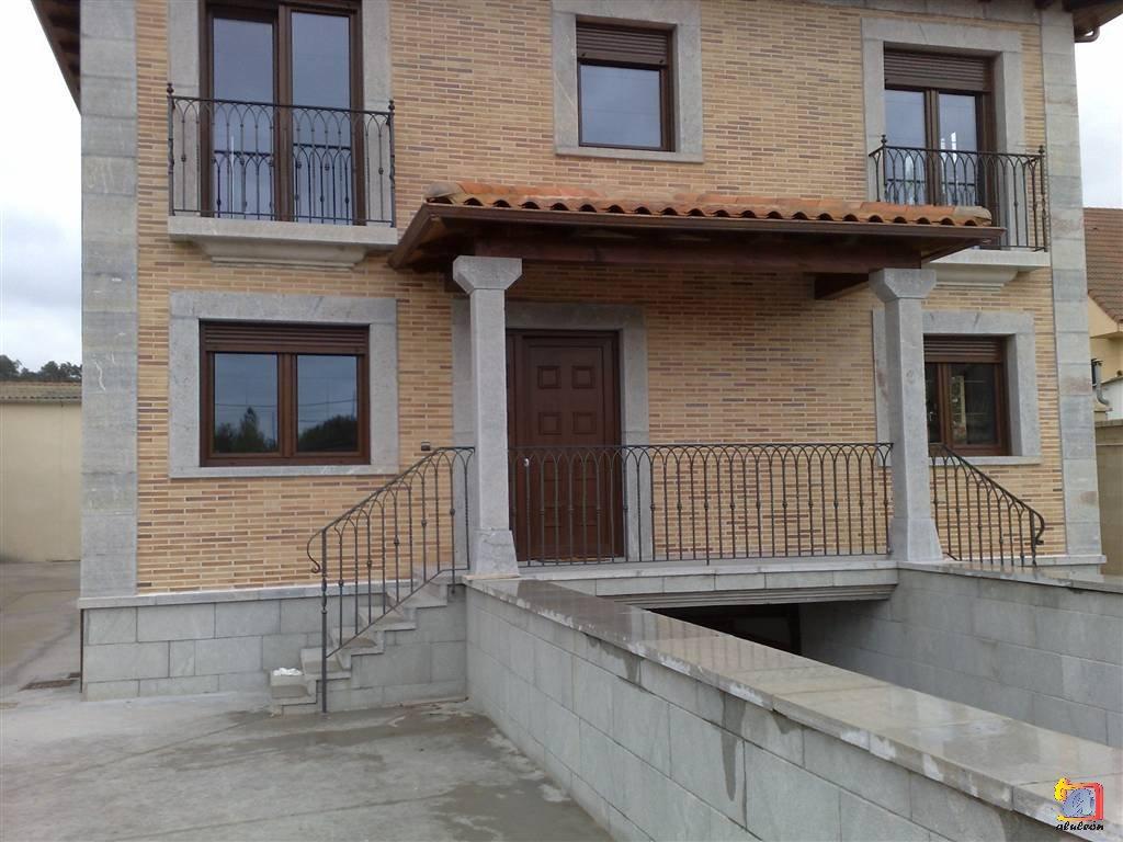 Visualizando imágenes del artículo: Barandillas/escaleras hierro-forja Nº49