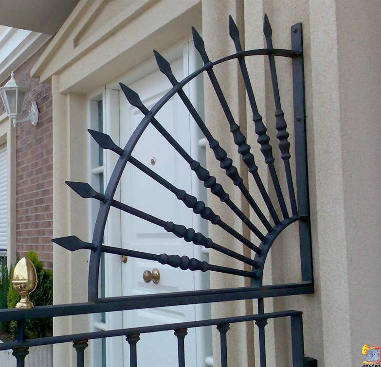 Visualizando imágenes del artículo: Barandillas/escaleras hierro-forja Nº53