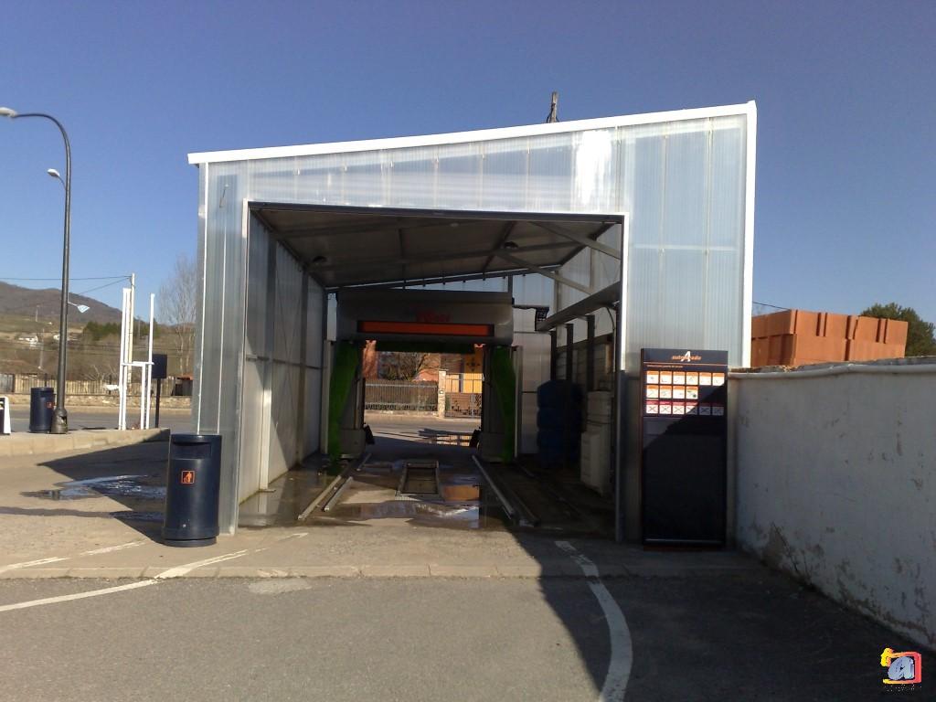 Visualizando imágenes del artículo: Instalaciones comerciales aluminio Nº7