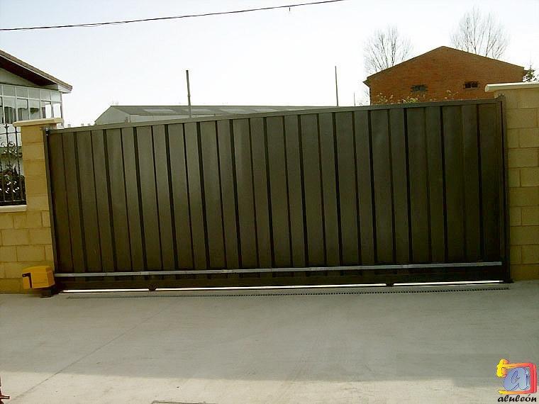 Visualizando imágenes del artículo: Puertas correderas Nº5