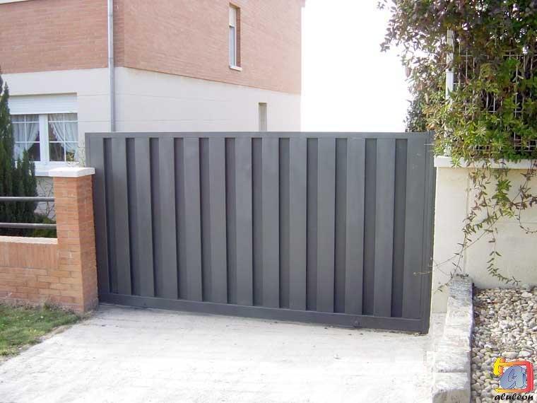Visualizando imágenes del artículo: Puertas correderas Nº8
