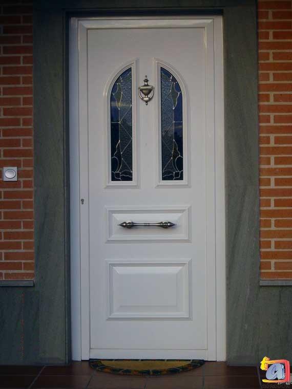 Visualizando imágenes del artículo: Puertas aluminio Nº14