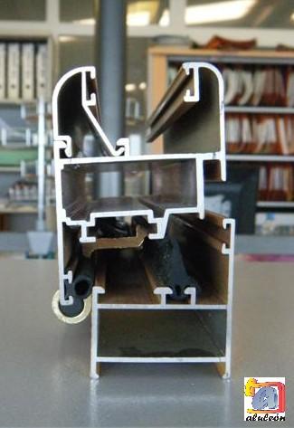 Visualizando imágenes del artículo: Ventanas aluminio Nº  5