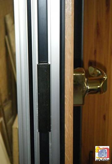 Visualizando imágenes del artículo: Ventana mixta aluminio - madera Nº 1
